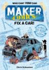 Maker Comics: Fix a Car! Cover Image