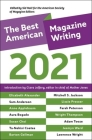 The Best American Magazine Writing 2021 Cover Image
