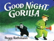 Good Night, Gorilla Board Book Cover Image