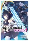 Reincarnated as a Sword (Light Novel) Vol. 8 Cover Image