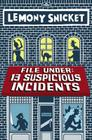 File Under: 13 Suspicious Incidents (All the Wrong Questions) Cover Image