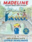 Madeline: Activity Book with Stickers Cover Image