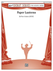Paper Lanterns: Conductor Score Cover Image