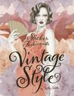 Sticker Fashionista: Vintage Style Cover Image