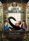 A Series of Unfortunate Events #2: The Reptile Room Netflix Tie-In Edition Cover Image