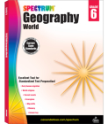 Spectrum Geography, Grade 6: World Cover Image