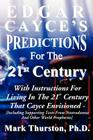 Edgar Cayce's Predictions for the 21st Century Cover Image