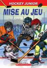 Hockey Junior: N? 1 - Mise Au Jeu Cover Image