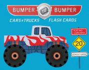 Bumper-to-Bumper Cars & Trucks Flash Cards: (Kids Flash Cards, Truck and Car Toys for Children) Cover Image