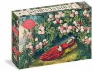 John Derian Paper Goods: The Bower of Roses 1,000-Piece Puzzle (Artisan Puzzle) Cover Image