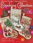 Donna Kooler's Stocking Collection: 14 More of Donna's Favorite Cross Stitch Christmas Stockings Cover Image