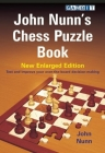 John Nunn's Chess Puzzle Book Cover Image