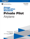 Airman Certification Standards: Private Pilot - Airplane: Faa-S-Acs-6b.1 Cover Image