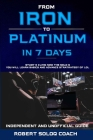 From IRON to PLATINUM in 7 Days: League of Legends Guide Cover Image