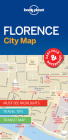 Lonely Planet Florence City Map Cover Image
