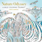 Nature Odyssey: A Wild Coloring Journey Cover Image