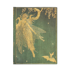 Paperblanks Olive Fairy (Lang's Fairy Books) Hardcover Journal, Lined - Ultra Cover Image