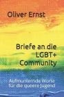 Briefe an die LGBT+ Community: Aufmunternde Worte für die queere Jugend Cover Image