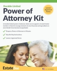 Durable Limited Power of Attorney Kit: Make Your Own Power of Attorney in Minutes Cover Image
