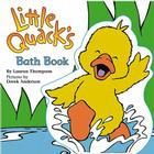 Little Quack's Bath Book Cover Image