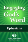 Engaging God's Word: Ephesians Cover Image