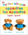 My First Bilingual Opposites Cover Image
