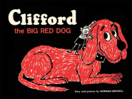 Clifford the Big Red Dog: Vintage Hardcover Edition Cover Image