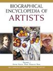 Biographical Encyclopedia of Artists, 4-Volume Set Cover Image