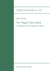 The 'pagan' Oyuz-Nama: A Philological and Linguistic Analysis (Turcologica #113) Cover Image