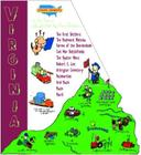State Shapes: Virginia Cover Image
