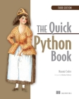The Quick Python Book Cover Image