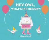 Hey Owl, What's in the Box? Cover Image