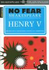 Henry V (No Fear Shakespeare) (Sparknotes No Fear Shakespeare) Cover Image