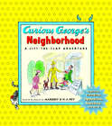 Curious George's Neighborhood (Lift-The-Flap Adventures) Cover Image
