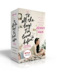 The To All the Boys I've Loved Before Paperback Collection: To All the Boys I've Loved Before; P.S. I Still Love You; Always and Forever, Lara Jean Cover Image