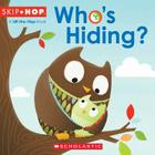 Skip Hop: Who's Hiding? Cover Image