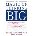 The Magic of Thinking Big Cover Image