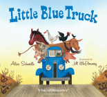 Little Blue Truck Board Book Cover Image