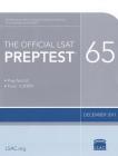 The Official LSAT Preptest 65: Dec. 2011 LSAT Cover Image