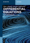 Differential Equations: A First Course on Ode and a Brief Introduction to Pde (de Gruyter Textbook) Cover Image