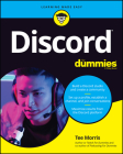 Discord for Dummies Cover Image