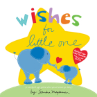 Wishes for Little One: Perfect for Baby Showers! Read as a Story, Sign as a Guestbook Cover Image