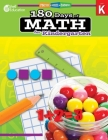 180 Days of Math for Kindergarten (Practice) Cover Image