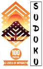Sudoku 100 Puzzles 3 Levels Of Difficulty: Japanese Themed 9x9 Game Book, Easy, Medium and Hard Levels With Answer For Adults, Kids, Teens, Seniors Cover Image