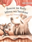 Roscoe na Rolly Mbwa wa Sarakasi: Swahili Edition of Circus Dogs Roscoe and Rolly Cover Image