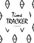 Time Management Tracker (8x10 Softcover Log Book / Planner / Journal) Cover Image