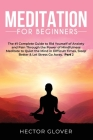 Meditation for Beginners: The #1 Complete Guide to Rid Yourself of Anxiety and Pain Through the Power of Mindfulness - Meditate to Quiet the Min Cover Image