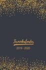 Terminkalender 2019 - 2020: Wochenplaner, Terminplaner für 2019 - 2020, 14 Monate November - Dezember, Timer, Kalender, Jahresplaner, Taschenkalen Cover Image