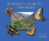 Butterfly Landscapes of New Mexico Cover Image