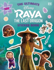 Disney Raya and the Last Dragon Ultimate Sticker Book Cover Image